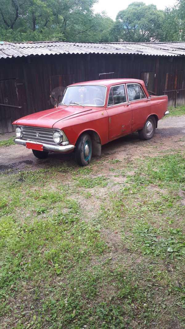 Москвич 408, 1967 год, 60 000 руб.