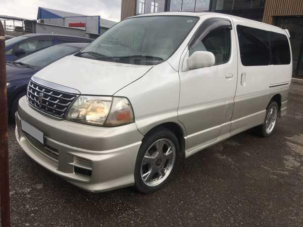 Toyota Granvia, 2001 год, 585 000 руб.