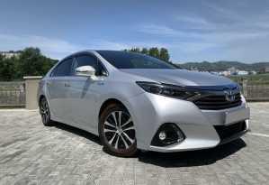 Находка Toyota Sai 2014