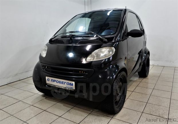 Smart Fortwo, 2000 год, 190 000 руб.