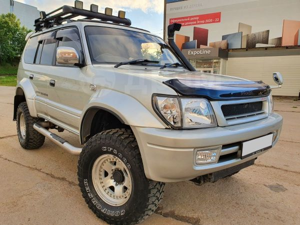 Toyota Land Cruiser Prado, 2000 год, 955 000 руб.