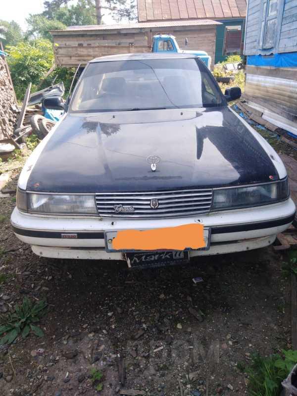 Toyota Mark II, 1990 год, 96 000 руб.