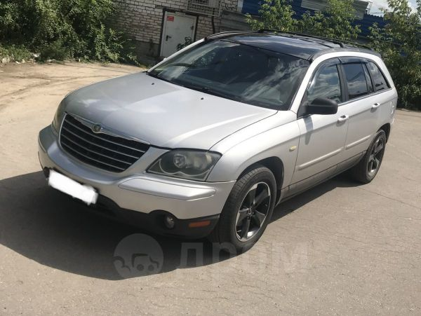 Chrysler Pacifica, 2004 год, 350 000 руб.