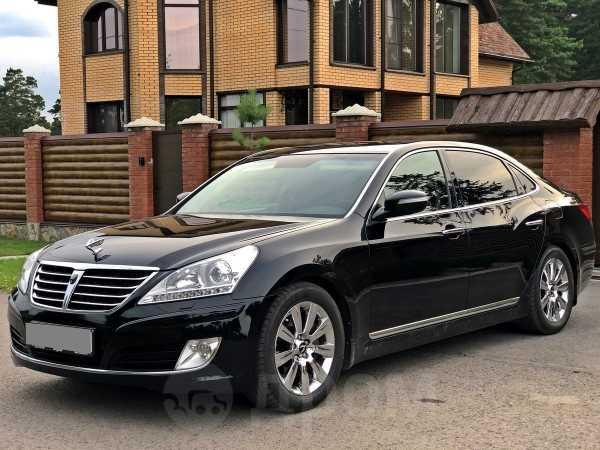 Hyundai Equus, 2012 год, 1 150 000 руб.