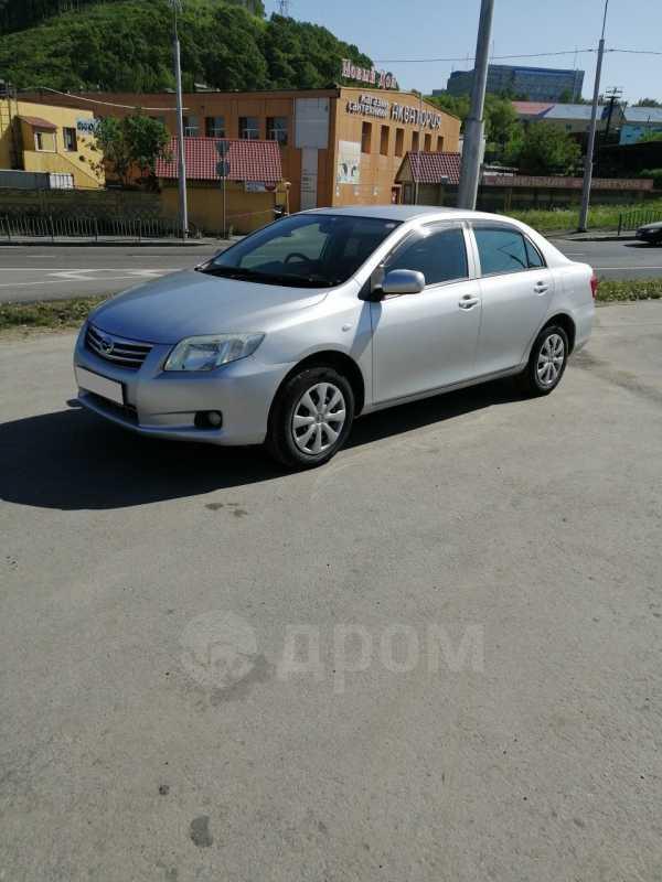 Toyota Corolla Axio, 2010 год, 550 000 руб.