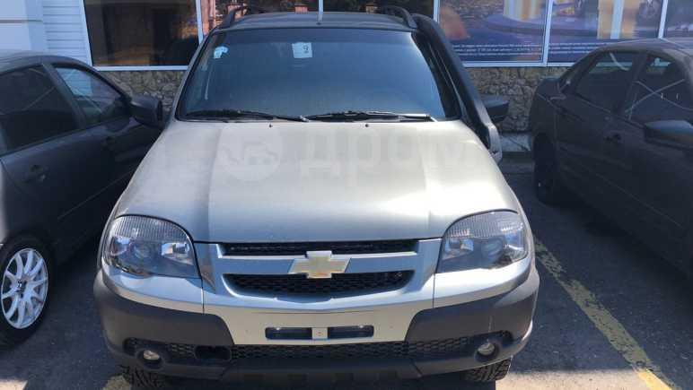 Chevrolet Niva, 2020 год, 785 000 руб.