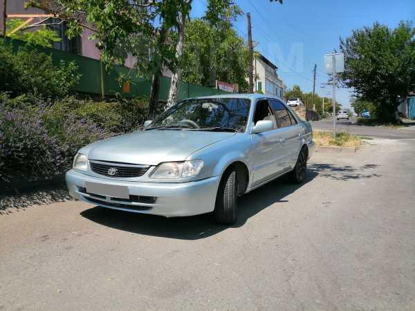 Toyota Soluna, 2000 год, 125 000 руб.