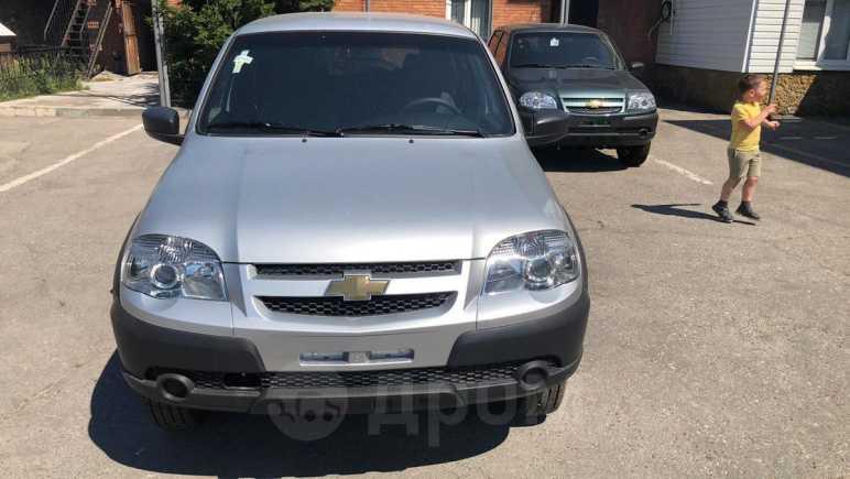 Chevrolet Niva, 2020 год, 747 000 руб.