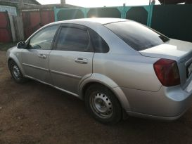 Кызыл Lacetti 2007