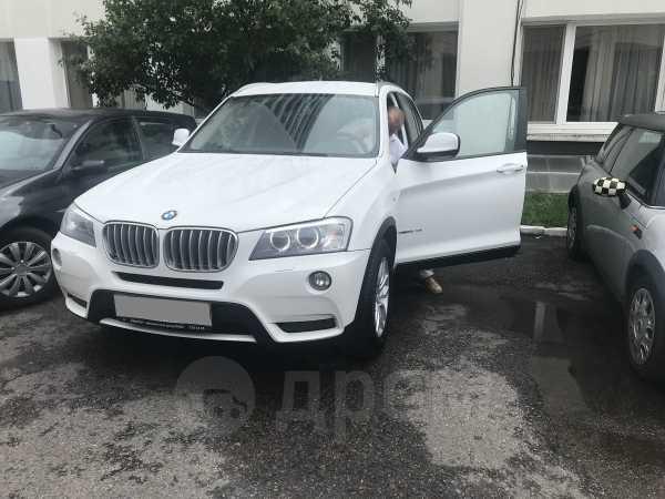 BMW X3, 2011 год, 950 000 руб.