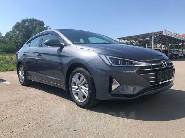 Hyundai Elantra, 2020 год, 1 460 000 руб.