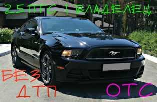 Мегет Mustang 2013