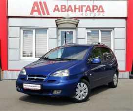 Челябинск Rezzo 2007