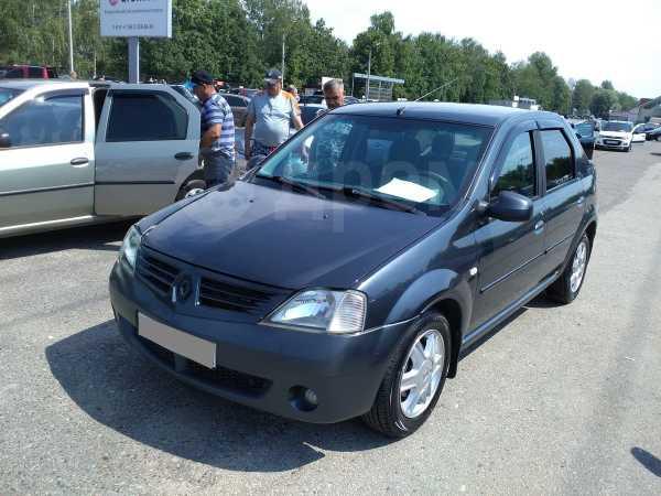 Renault Logan, 2009 год, 267 000 руб.