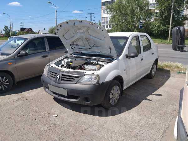 Renault Logan, 2009 год, 155 000 руб.