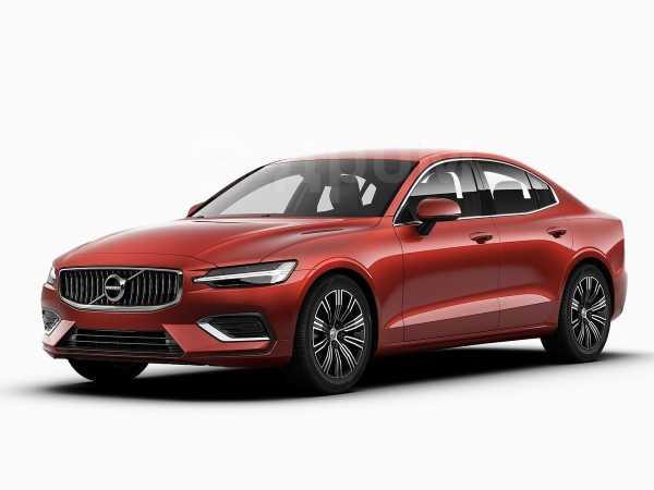 Volvo S60, 2020 год, 3 179 400 руб.