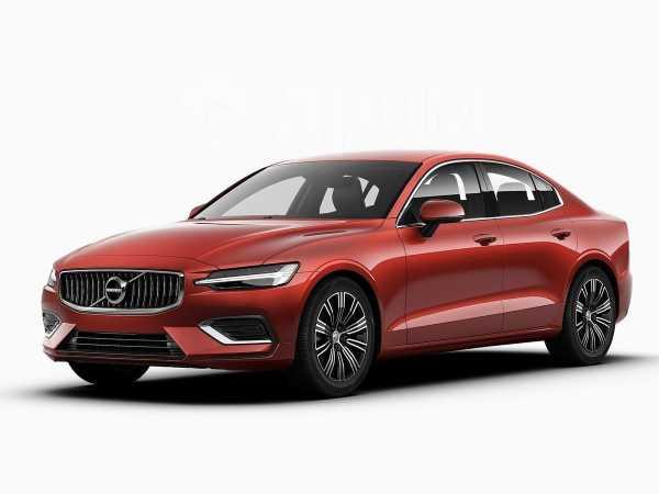 Volvo S60, 2020 год, 3 309 400 руб.