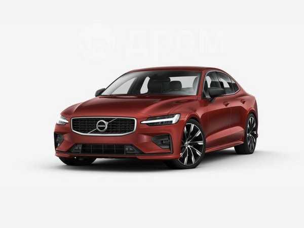 Volvo S60, 2020 год, 3 335 400 руб.
