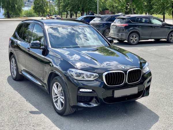 BMW X3, 2018 год, 2 570 000 руб.