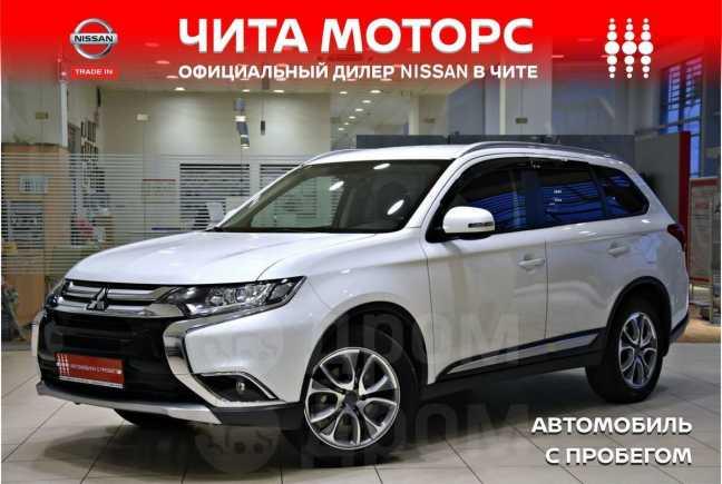 Mitsubishi Outlander, 2016 год, 1 399 000 руб.