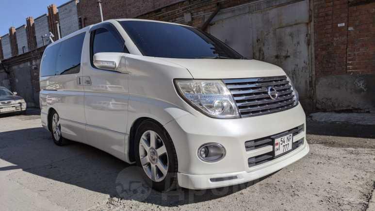 Nissan Elgrand, 2006 год, 1 200 000 руб.