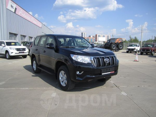 Toyota Land Cruiser Prado, 2020 год, 3 136 000 руб.