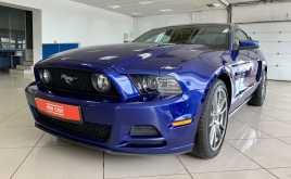 Пермь Mustang 2013