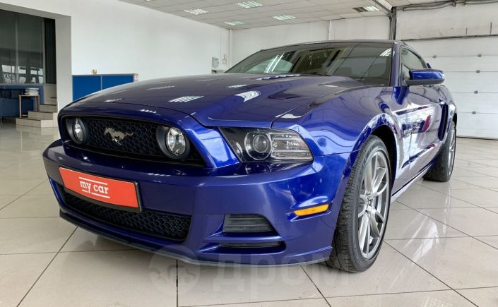 Ford Mustang, 2013 год, 2 300 000 руб.