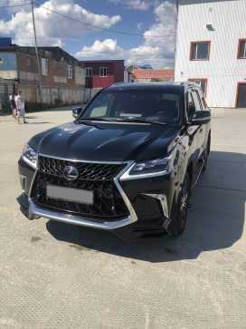 Ханты-Мансийск LX570 2019