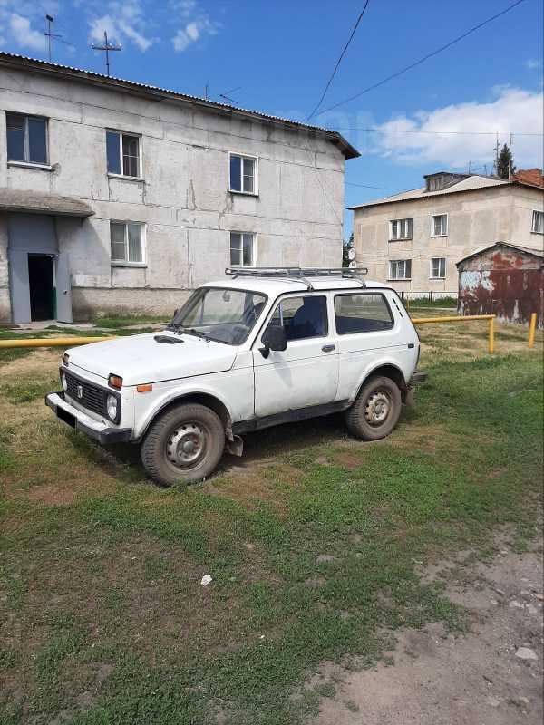 Лада 4x4 2121 Нива, 1997 год, 110 000 руб.