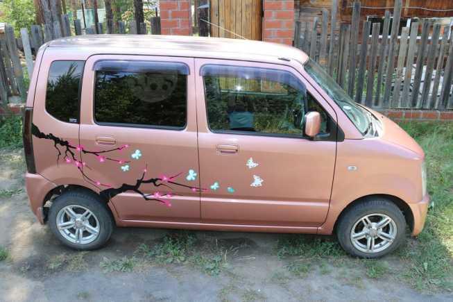 Suzuki Wagon R, 2007 год, 230 000 руб.