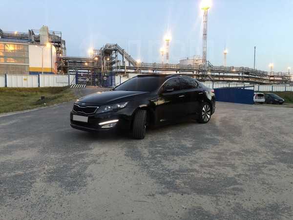 Kia Optima, 2013 год, 900 000 руб.