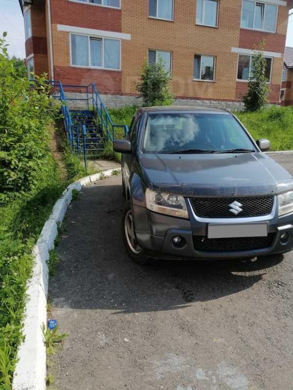 Suzuki Escudo, 2006 год, 610 000 руб.