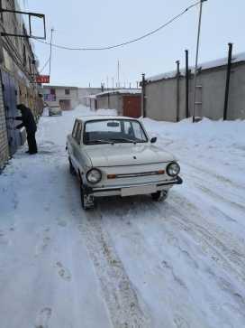 Ульяновск Запорожец 1993