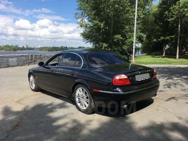 Jaguar S-type, 2004 год, 370 000 руб.