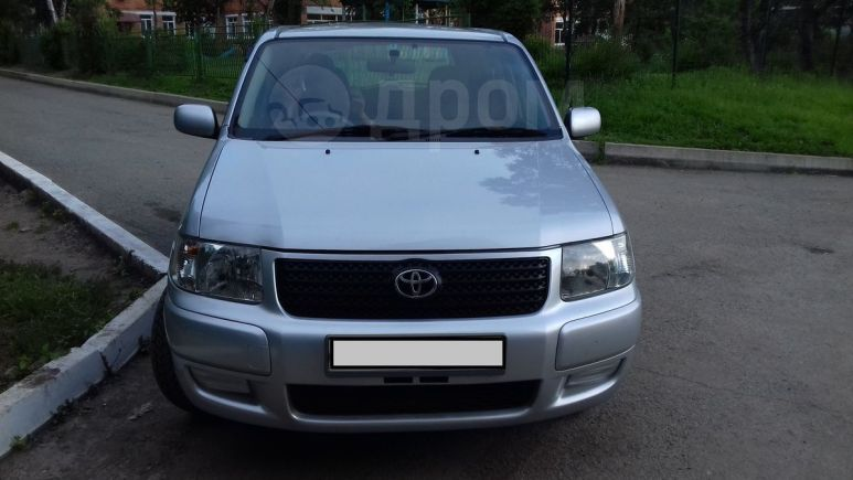 Toyota Succeed, 2014 год, 500 000 руб.