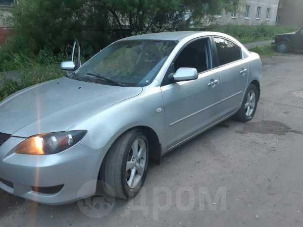Mazda Mazda3, 2005 год, 170 000 руб.