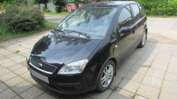 Шуя Ford C-MAX 2007