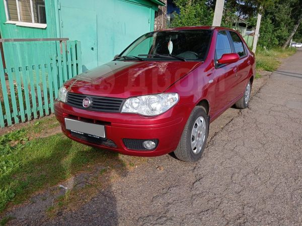 Fiat Albea, 2008 год, 225 000 руб.