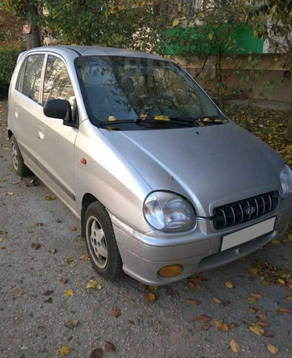 Hyundai Atos, 2000 год, 130 000 руб.
