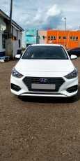 Hyundai Solaris, 2017 год, 620 000 руб.