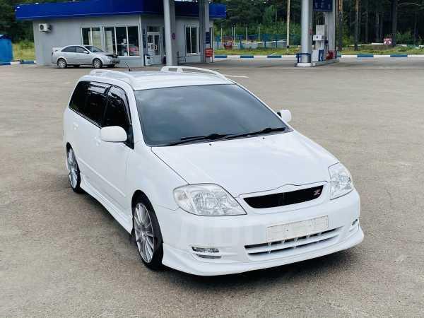 Toyota Corolla Fielder, 2002 год, 525 000 руб.