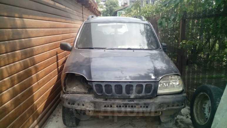 Chevrolet Niva, 2001 год, 85 500 руб.