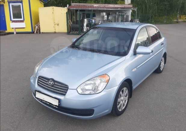 Hyundai Verna, 2008 год, 258 000 руб.