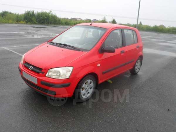 Hyundai Getz, 2006 год, 160 000 руб.