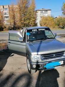 Омск Pajero Mini 2003