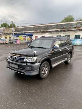 Комсомольск-на-Амуре Land Cruiser 2005