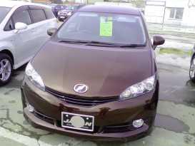 Новый Уренгой Toyota Wish 2012