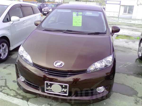 Toyota Wish, 2012 год, 800 000 руб.