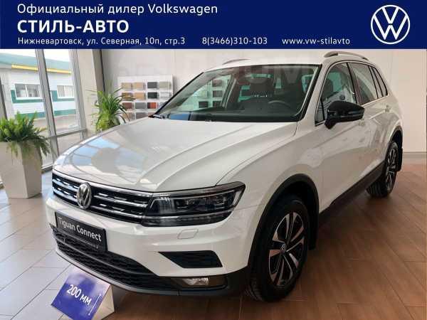 Volkswagen Tiguan, 2020 год, 2 250 000 руб.